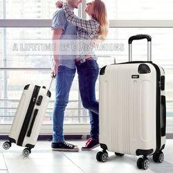 3-8 Jours pour Livrer KONO Valises et Sacs de Voyage Roulant bagages Bagages de Chariot À Main Cas 4 Roues 20 24 28 Pouce YD1777L
