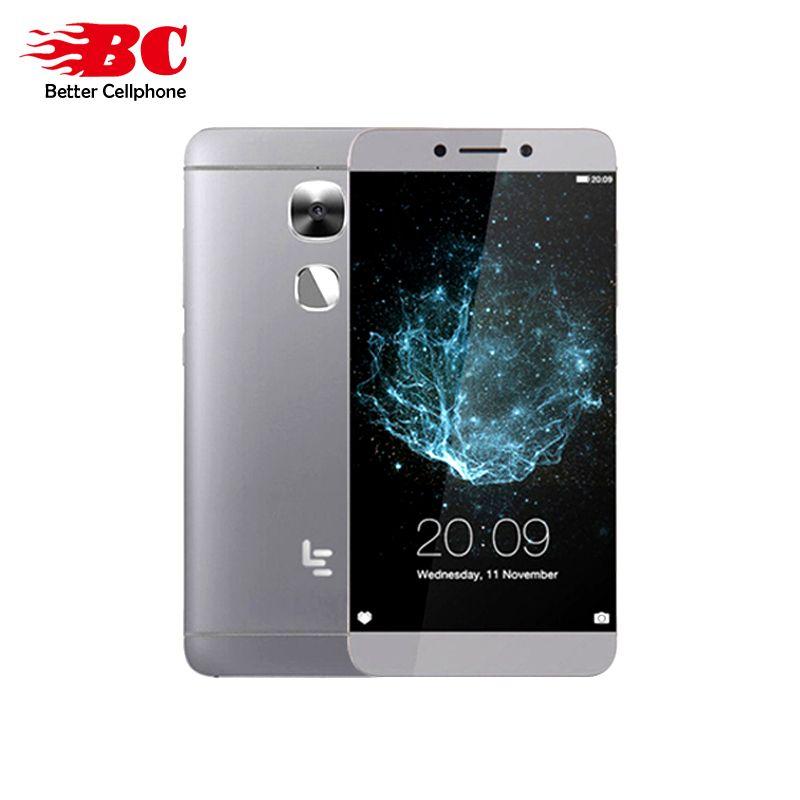 Original LeTV Le2 x522/X526 Android 6.0 Snapdragon 652 Octa Core 1.8GHz <font><b>1920</b></font>*1080 3000mAh 16.MP Mobile Phone RAM 3GB ROM 32GB