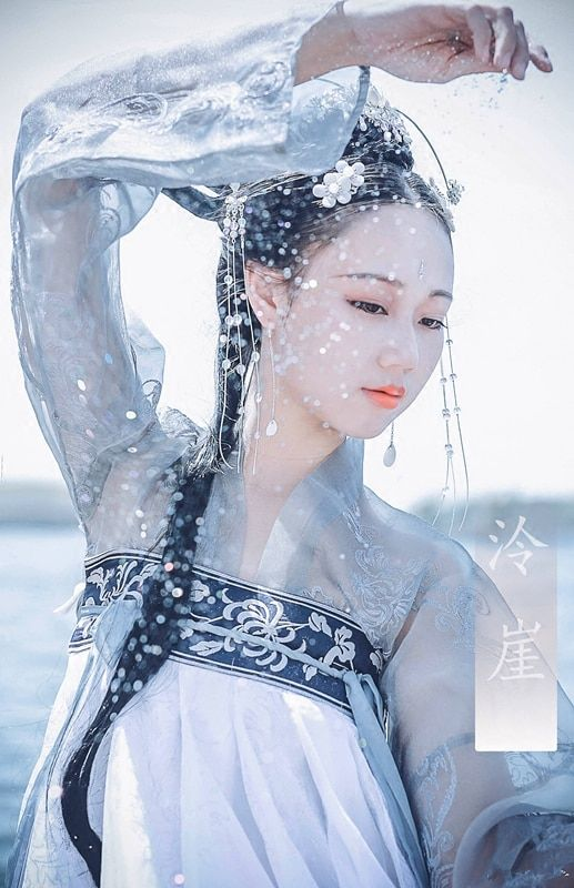 2019 new ancient chinese costume women folk dance qing dynasty tradition wear costumes for fan fancy dress hanfu cosplay clot