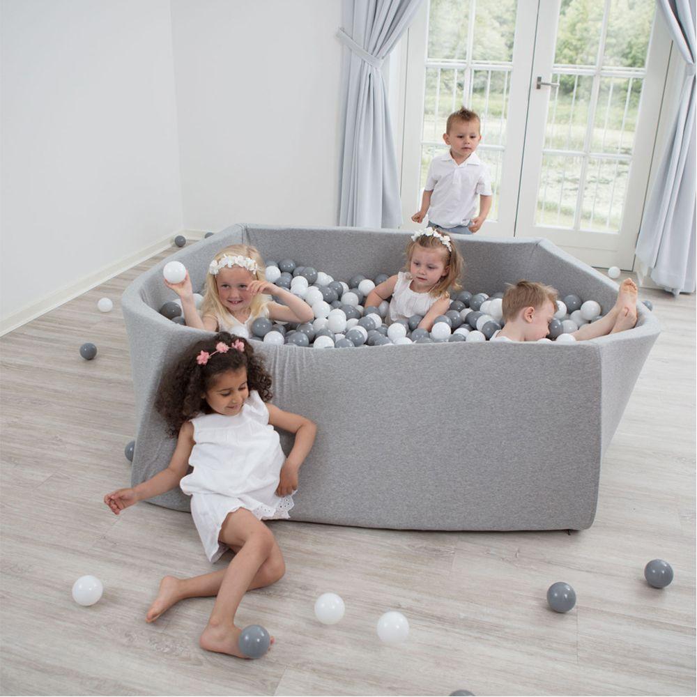 Baby Ball Pool-INS Heißer Infant Schwamm Fechten Laufstall Weiche Platz Kiddie Bälle Pit Kindergarten Spielen Spielzeug Geschenk für kinder Kinder Zimmer
