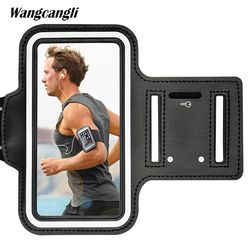 Sport armband Case for iPhone X fashion phone car holder case on hand smartphone car phone holder hand bag sling for mobile