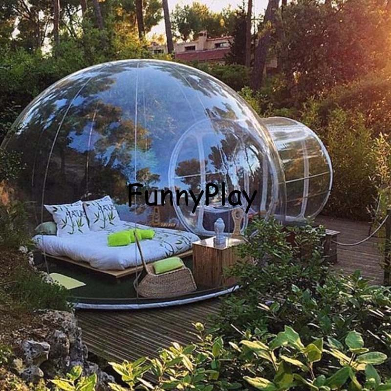 Inflatable Bubble Tent,Inflatable Lawn Dome hiking Tents,Inflatable Transparentcamping Tents,germany advertising inflatable tent