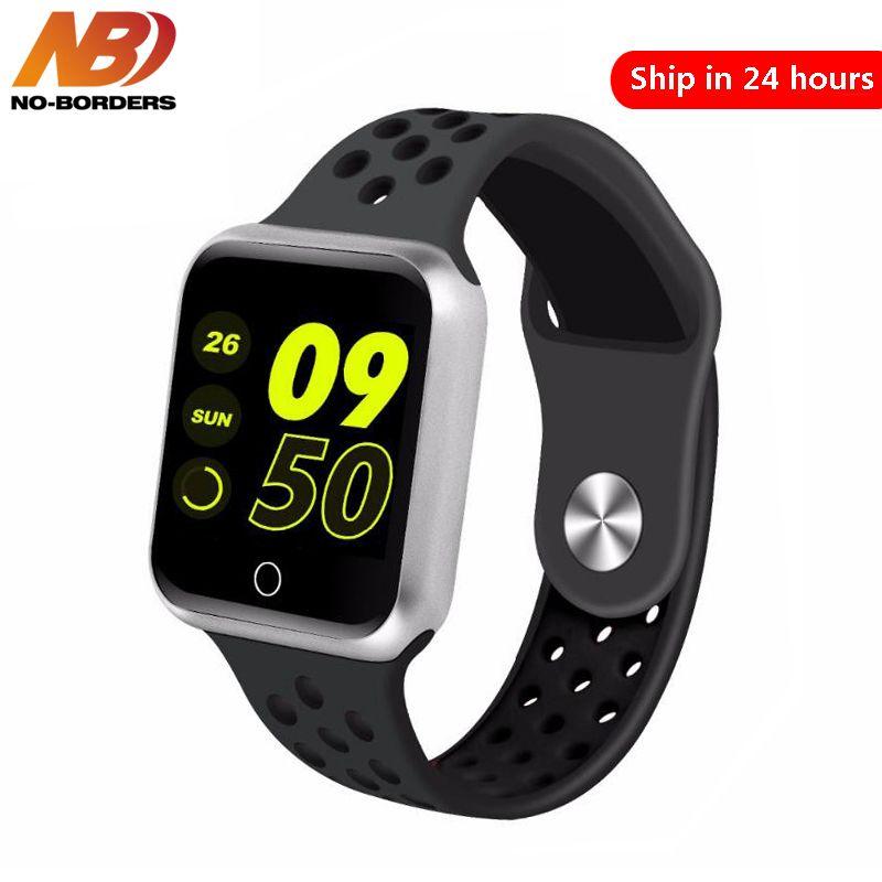 Montre intelligente S226 montres IP67 étanche fréquence cardiaque pression artérielle Bluetooth Smartwatch pour Apple téléphone Android PK IWO 8 montre