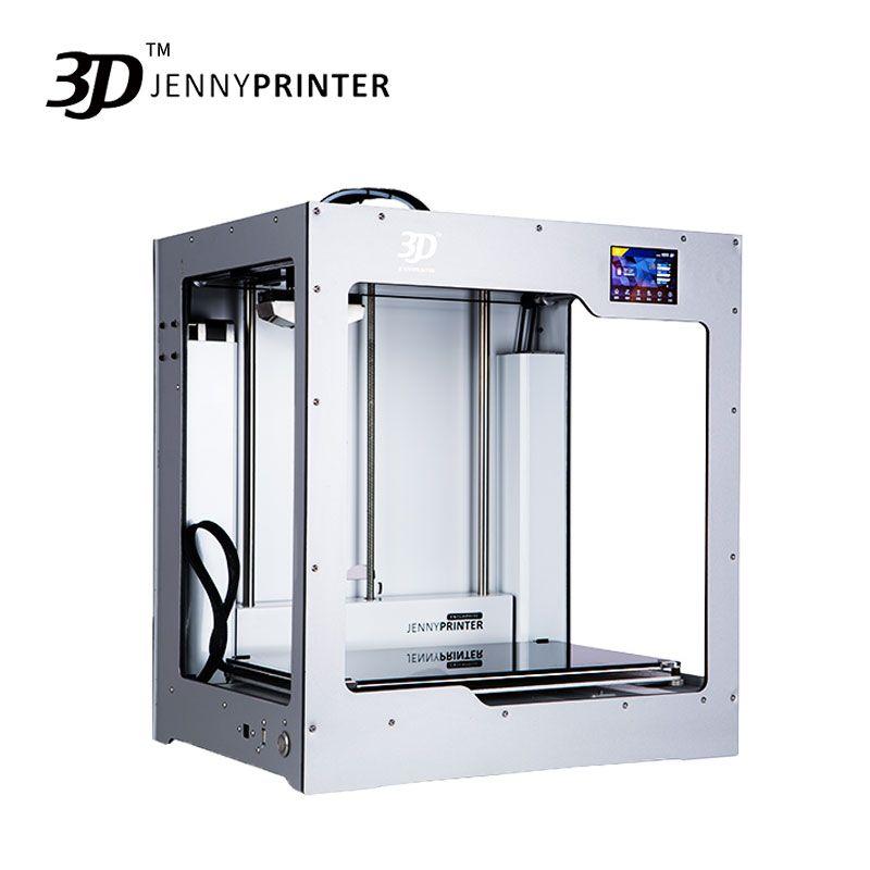 2019 große Größe! JennyPrinter4 X340 Einzel-Oder Dual Extruder Auto Level 3D Drucker DIY KIT Für Ultimaker 2 UM2 + Erweiterte