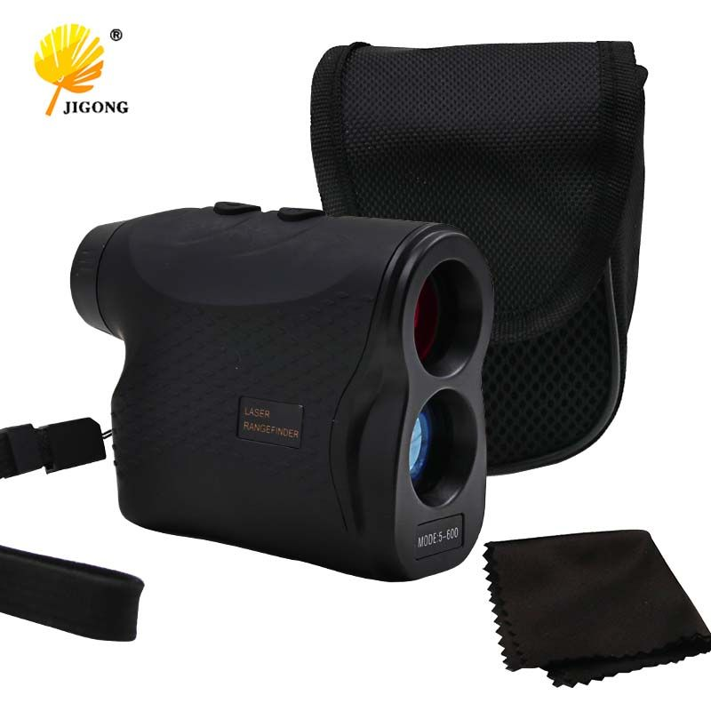 laser rangefinder Golf Hunting measure Telescope Digital Monocular laser Distance Meter <font><b>Speed</b></font> Tester Laser Range finder