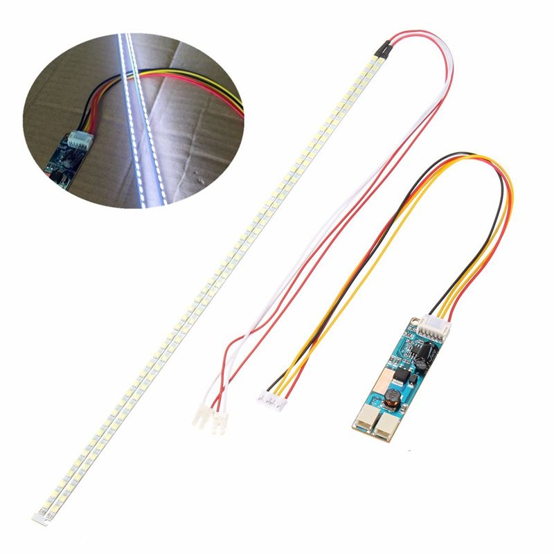 Backlight 320mm LED Strip Light Board Kit Update 15 Inch LCD Screen to LED Monitor