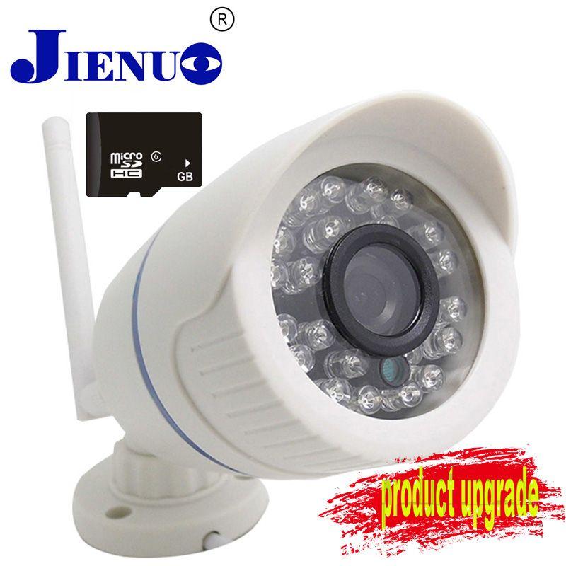 Caméra IP avec prise en charge Wifi carte SD sans fil CCTV caméras IP caméra WIFI caméra extérieure étanche Surveillance vidéo de sécurité