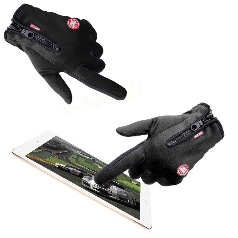 Top Selling winter sport windstopper ski gloves warm riding glove Motorcycle gloves EA10671