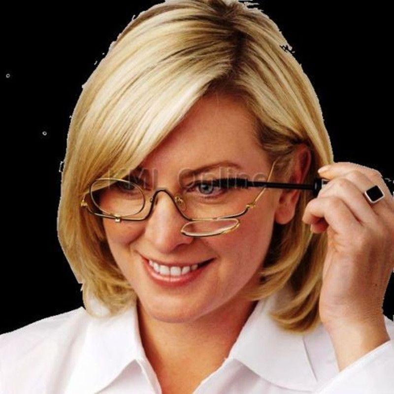 2018 marque haute qualité mode plein cadre lunettes de lecture femmes lunettes femmes lecture réfractive femmes maquillage lunettes + 1 à 4