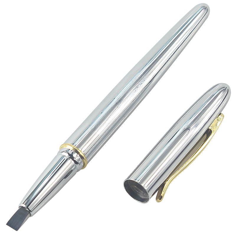 Livraison gratuite stylo en métal type coupe de fiber optique fiber cutter course de découpe stylo fiber stylo spécial plat en acier