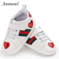 Zapatillas entrenadores moda de gancho y bucle las muchachas infantiles para 1 años suaves Niño tenis cristiano divertido regalo