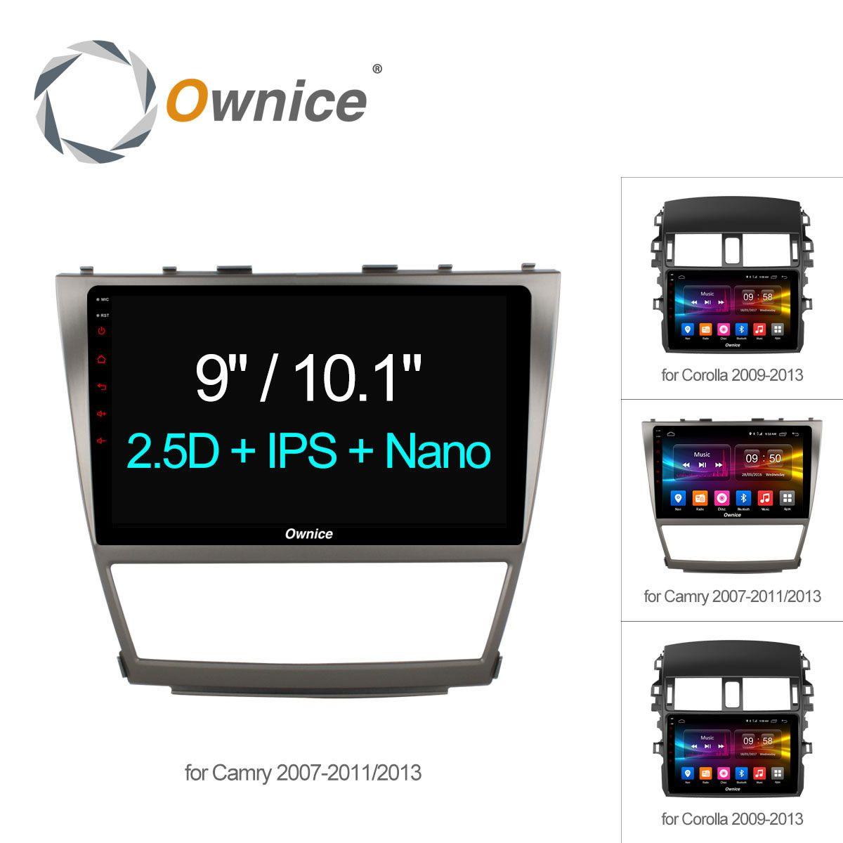 Ownice C500+ 8 Core 10.1