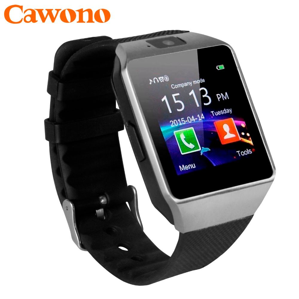 <font><b>Bluetooth</b></font> Smart Watch Smartwatch DZ09 Android Phone Call Relogio 2G GSM SIM TF Card Camera for iPhone Samsung HUAWEI PK GT08 A1