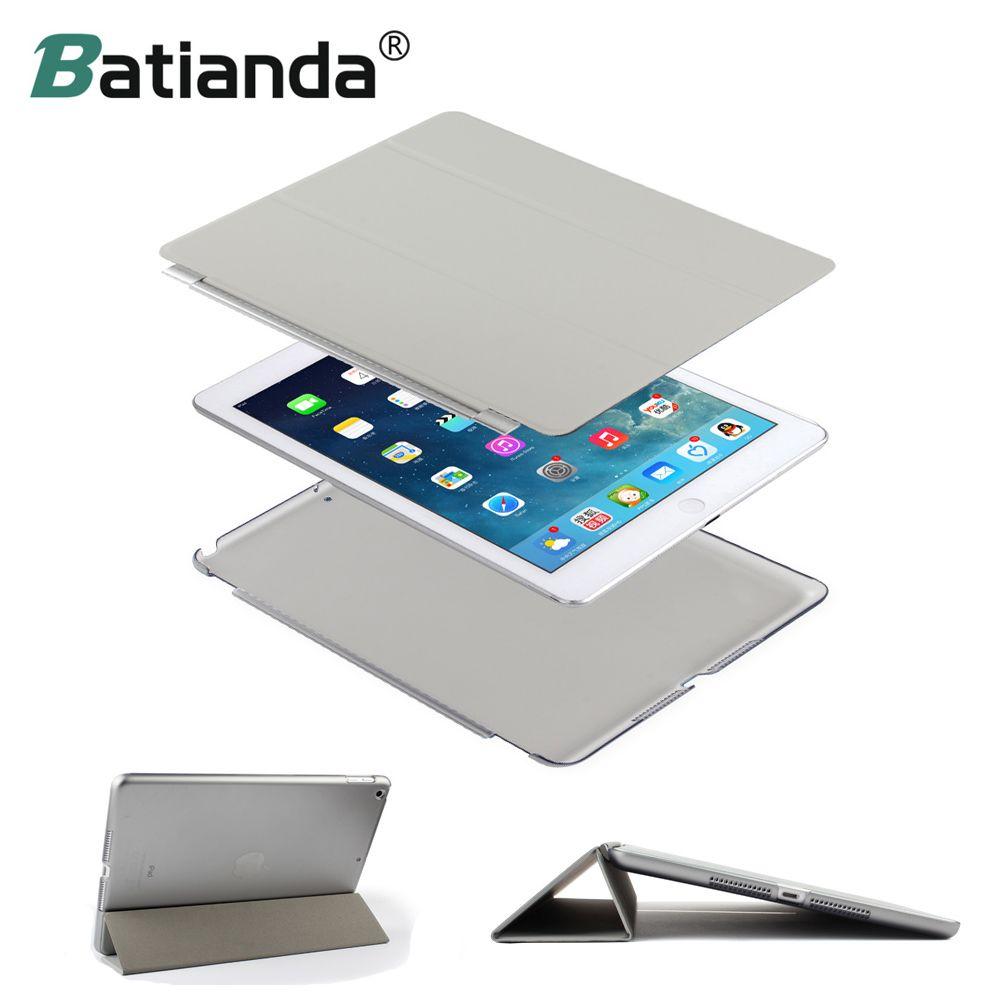 Pour Apple iPad Pro 12.9 Cas, ProCase Stand Couverture Pour iPad Pro 12.9 pouce 2016 Auto Sommeil/Sillage Magnétique Couverture + Couverture De PC
