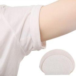 40pcs/pack Summer Deodorants Cotton Pads Underarm Armpit Sweat Pads Dress Disposable Stop Sweat Shield Guard Absorbing