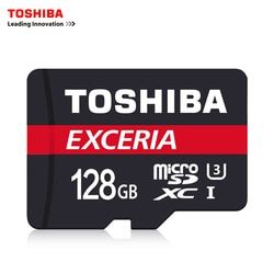 TOSHIBA Carte Mémoire 128 GB 64 GB SDXC Max JUSQU'À 90 MB/s Micro SD Carte SDHC-I 32 GB 16G U1 Class10 Vérification Officielle livraison gratuite