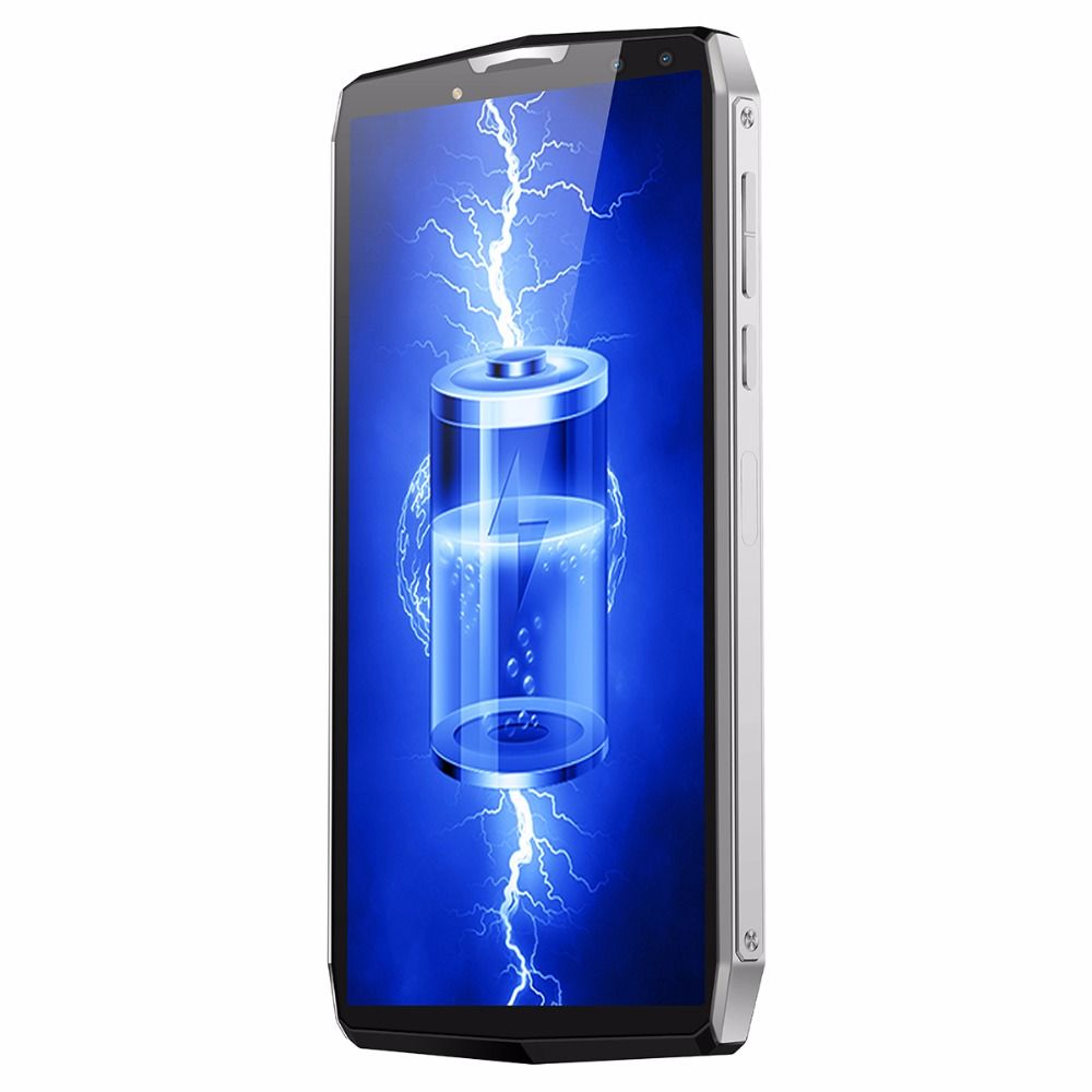 Blackview P10000 Pro Smartphone 11000mAh Big Battery FHD Octa Core 4GB RAM 64GB ROM Face ID 4G Android 7.1 5.99 Inch CellPhone