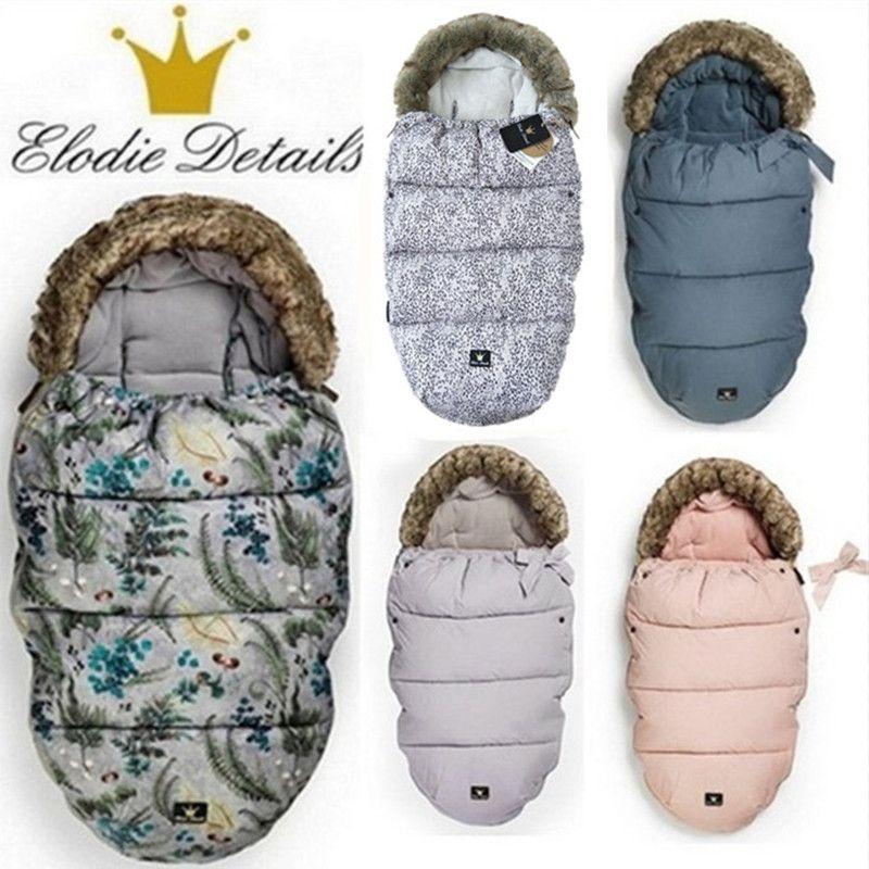 Baby sleeping bag windproof Baby Stroller bunting 0-36M baby stroller footmuff Universel stroller Sleeping Bag Elodie Details