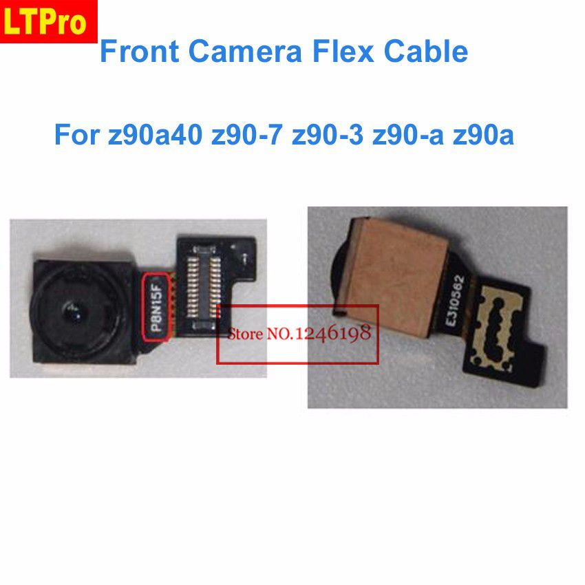 LTPro 100% Warranty Working Small Front Camera Module For LENOVO vibe shot z90 z90a40 z90-7 z90-3 z90-a z90a Phone Parts
