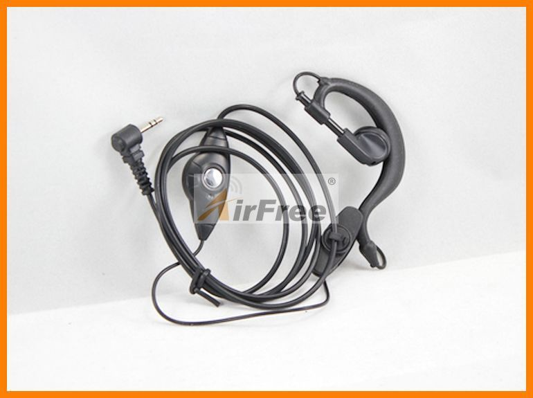 PTT Earpiece/mic for TYT TH-UV3R New dualband radio earphone