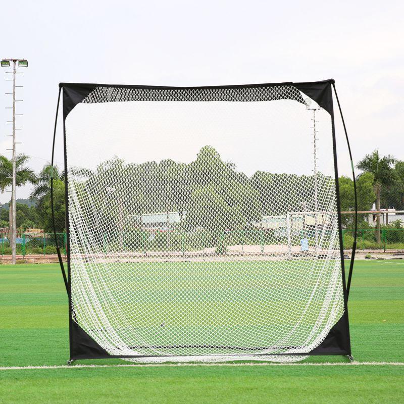 Новинка 2017 года Гольф практика net Professional Гольф клетка Гольф тренер Учебные средства для гольфа