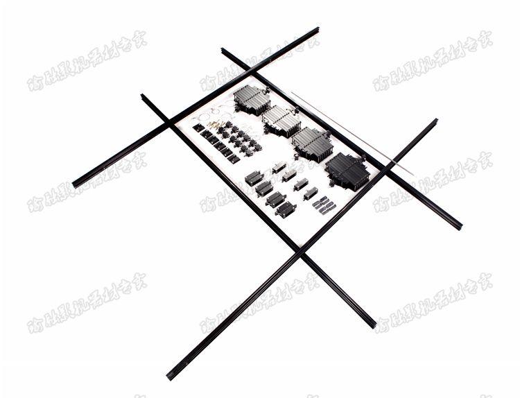 2,7 m Decke Schiene System (fotografische track), Studio Ausrüstung, studio Fotografische ausrüstung licht hanger set NO00DG Y