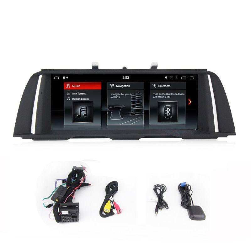 10,25 ''Android 7.1 Auto Multimedia für BMW F10 F11 2010 2011 2012 2013 2014 2015 2016 CIC NBT GPS Navigation radio 2 GRAM + 32 GROM