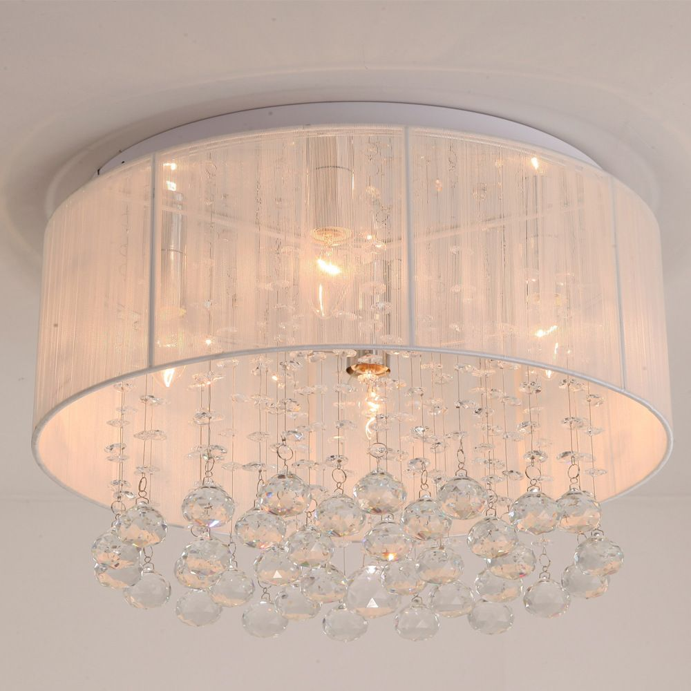Crystal Ceiling Lights For Home Lighting Bathroom Living room Wedding Kitchen Lustres De Teto Decoration For Ceiling WCL013