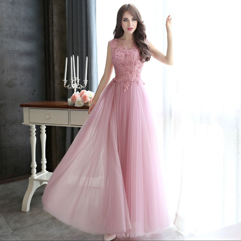 evening dress long prom dresses 2016 party gown robe de soiree vestidos de fiesta largos elegantes fast shipping