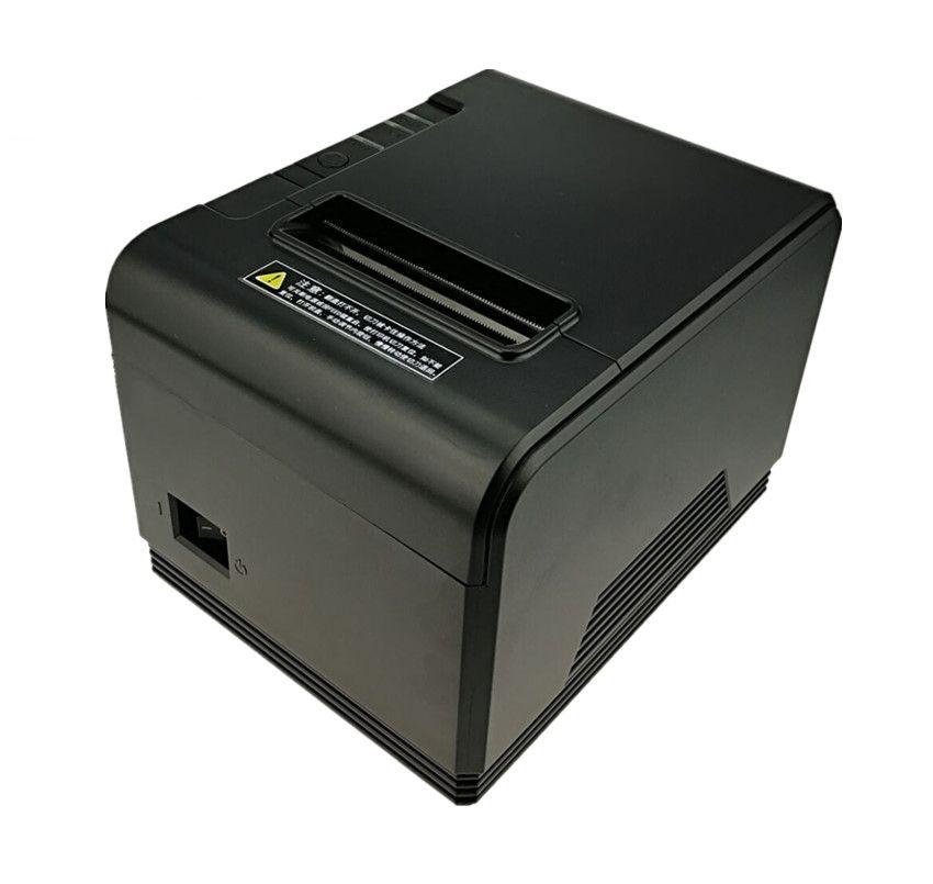 En gros pos imprimante haute qualité 80mm thermique reçu imprimante automatique machine de découpe vitesse d'impression rapide faible bruit imprimante