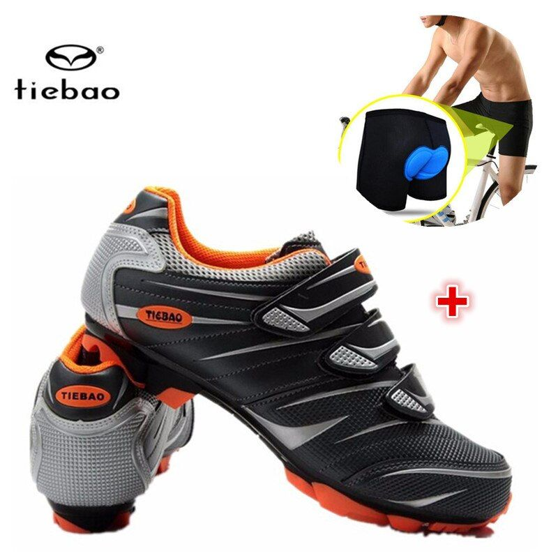 Tiebao Cycling Shoes add underwear 2018 zapatillas deportivas hombre bike mountain Shoes Sapatilha Ciclismo Men Bicycle Boot
