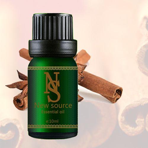 100% huile essentielle d'aromathérapie naturelle pure huile de cannelle serrer la peau, apaiser le tube digestif Anti-âge Relax 10 ML Z40