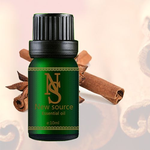 100% pur naturel aromathérapie huile de cannelle huile essentielle Serrer la peau, Apaiser le tube digestif Anti-vieillissement Se Détendre 10 ML Z40