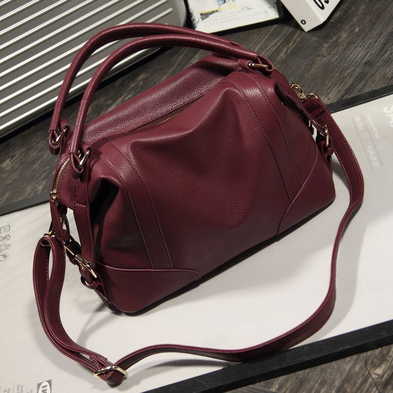 2018 Hot sale fashion luxury large capacity casual Leather handbags women bag ladies office tote Women messenger bags designer