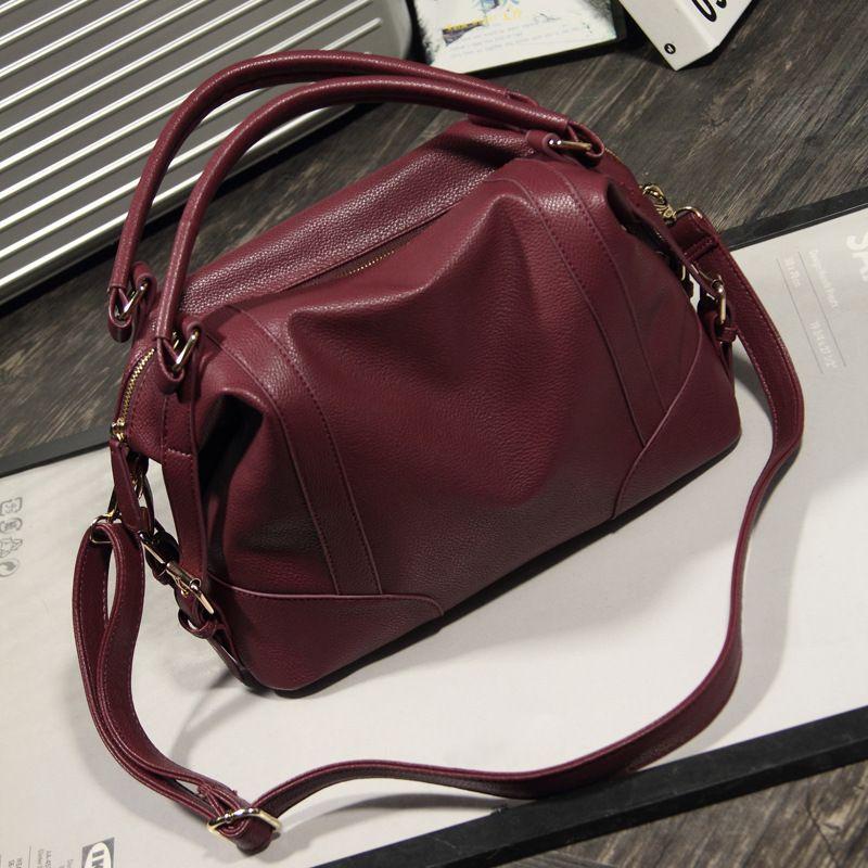 2019 Hot sale fashion luxury large <font><b>capacity</b></font> casual Leather handbags women bag ladies office tote Women messenger bags designer