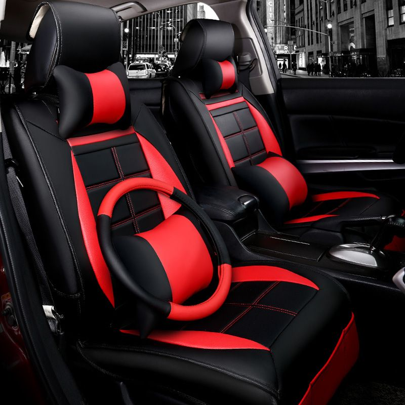 Car Seat Cover Auto Seats Covers for Ford F-150 F-250 F-350 F-450 Falcon Fiesta Mk7 Sedan,hummer H2 H3 of 2017 2013 2012 2011