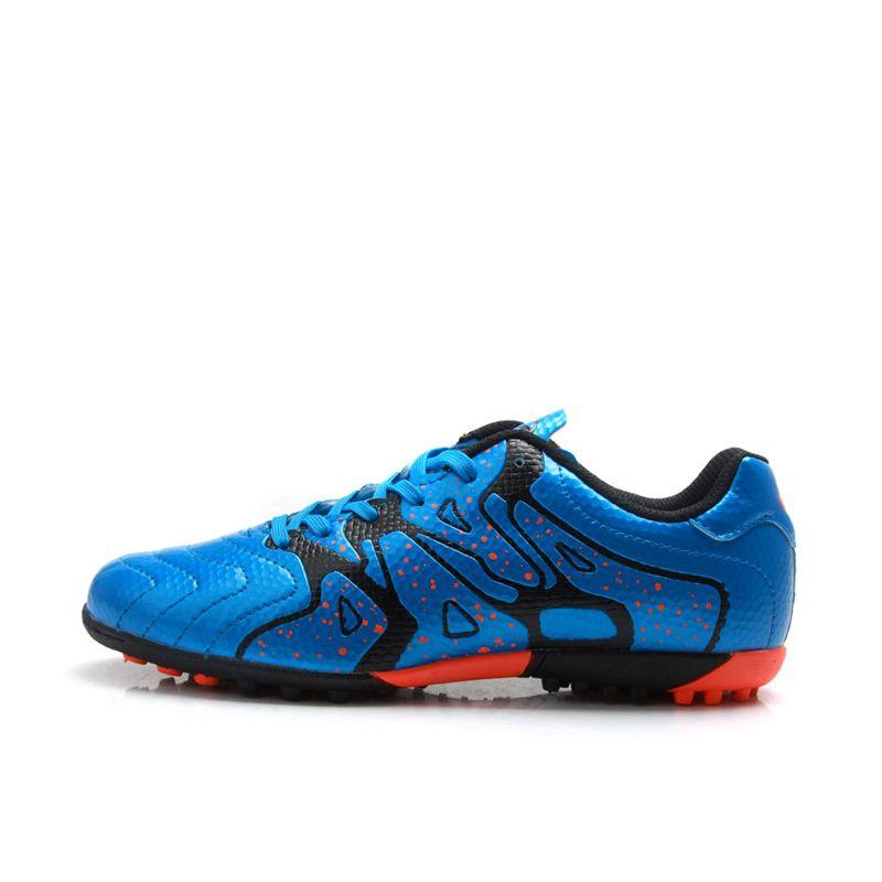TIEBAO K75523 Professional Kids' Indoor Football Boots, Teenager Turf Racing Soccer Boots, Training TF Football Shoes