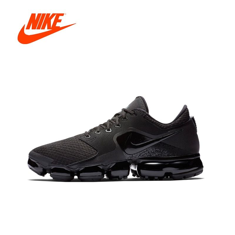Original New Arrival Authentic NIKE AIR VAPORMAX Men's Skateboarding Shoes Breathable Sneakers Sport Outdoor AH9046-002