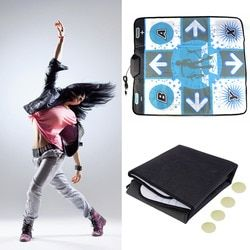 Anti Slip Dance Revolution Pad Mat Dancing Step for Nintendo for WII for PC TV Hottest Party Game Accessories