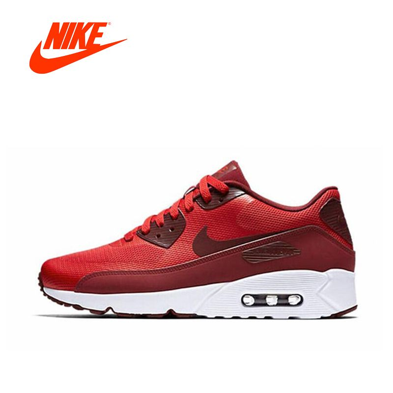 Official Original New NIKE AIR MAX 90 ULTRA 2.0 Men's Breathable Running Shoes Limited Color Classic Outdoor Shoes Leisure