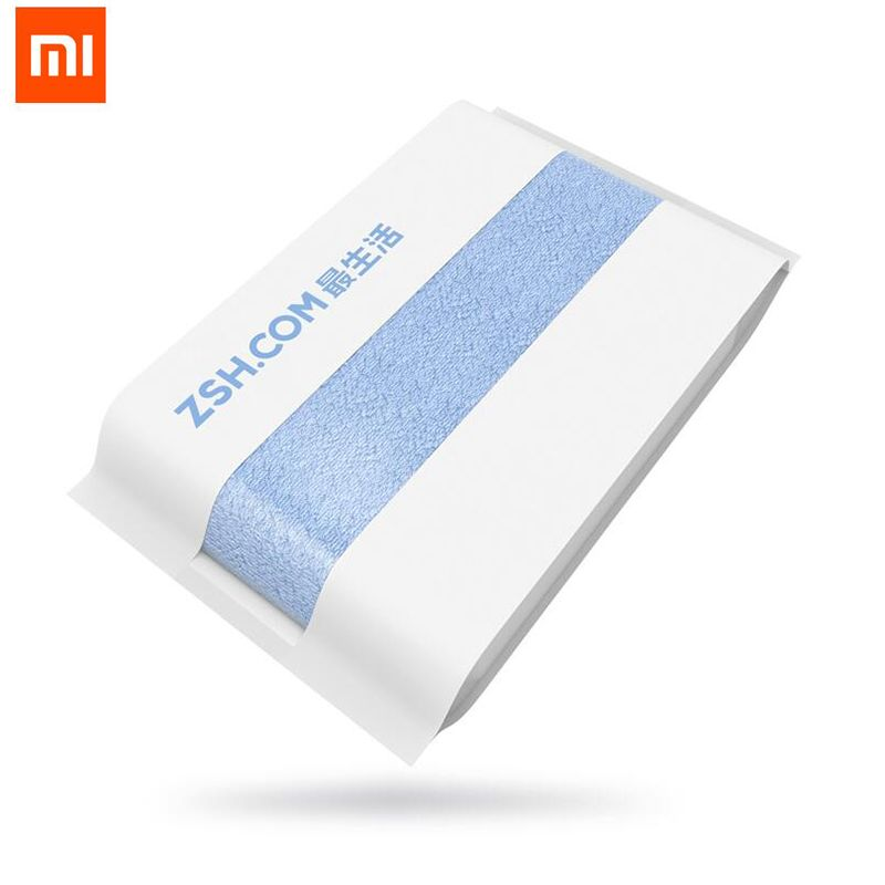 Original Xiaomi ZSH Bath Towel 100% Cotton Towel 580g Antibacterial None-irritative 1.6S Strong Water Absorption 700mm*1400mm