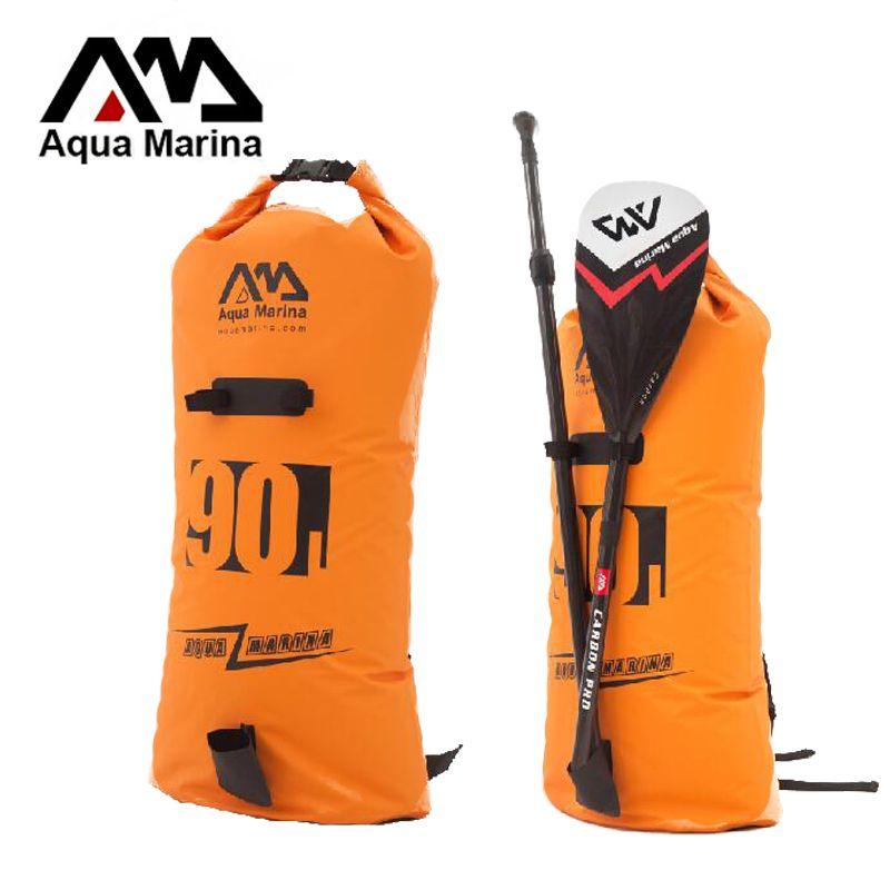 35*120 cm 90L wasserdicht rucksack tasche laminiert PVC für Aqua Marina alle größe stand up paddle tragetasche, umhängetasche hand A05008