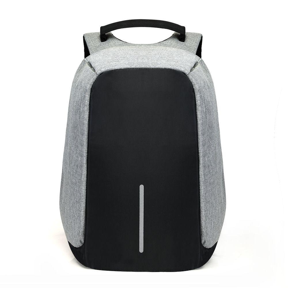 15 pouces sac à dos pour ordinateur portable USB charge Anti-vol sac à dos hommes voyage sac à dos étanche sac d'école mâle Mochila
