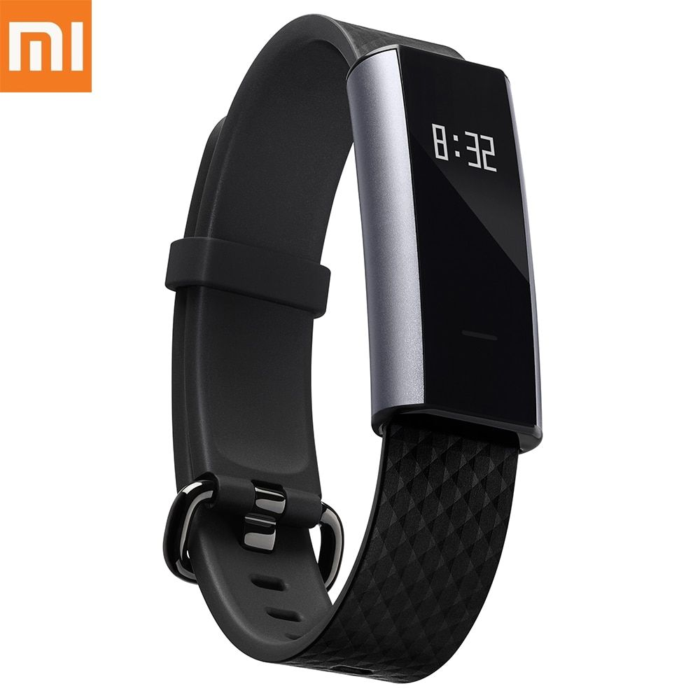HUAMI AMAZFIT A1603 Smartband Fitness Tracker Bluetooth 4.0 Heart Rate / Sleep Monitor Pedometer Android iOS Compatible Xiaomi