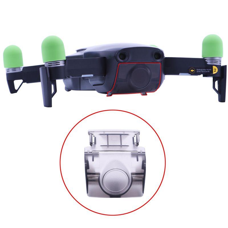 Kamera-objektiv Beschützer Abdeckkappe für DJI Mavic Air Gimbal Stabilizer Drone Zubehör kamera objektiv Schutz