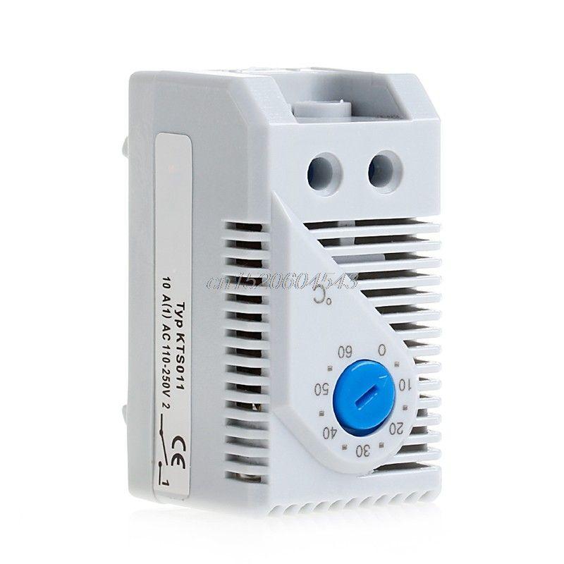 Mini KTS 011 Automatische Temperatur Schalter Thermostat Neue R08 Drop schiff