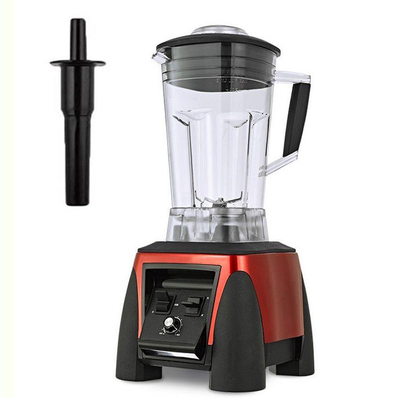 EU/US/UK/AU Stecker BPA FREI 3HP 2200W Heavy Duty Handels Blender Mixer Entsafter Hohe power Küchenmaschine Eis Smoothie Bar Obst