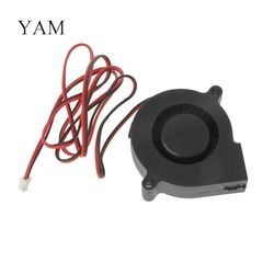 YAM DC 12V 0.06A 5015 50x15mm Projector Blower Centrifugal Brushless Cooling Fan