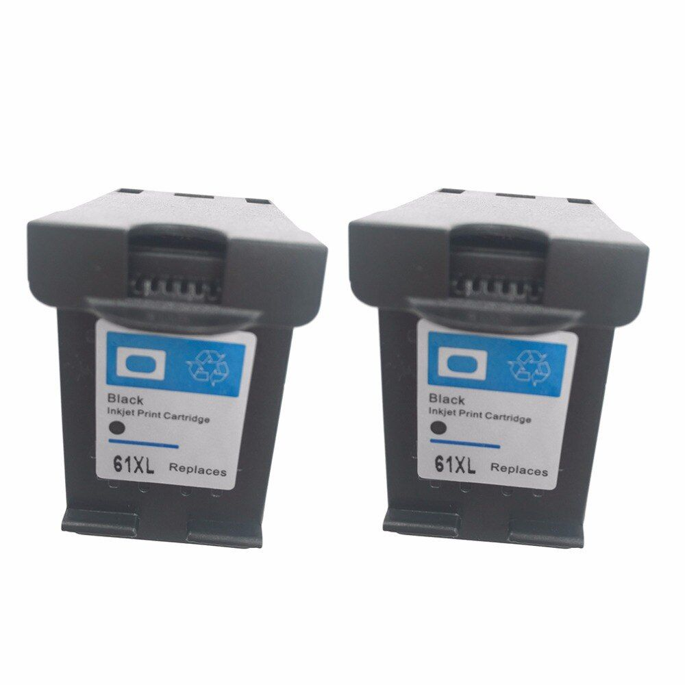 2016 100%brand New High quality Ink Cartridge for HP 61XL/61 for Officejet J110a j210a