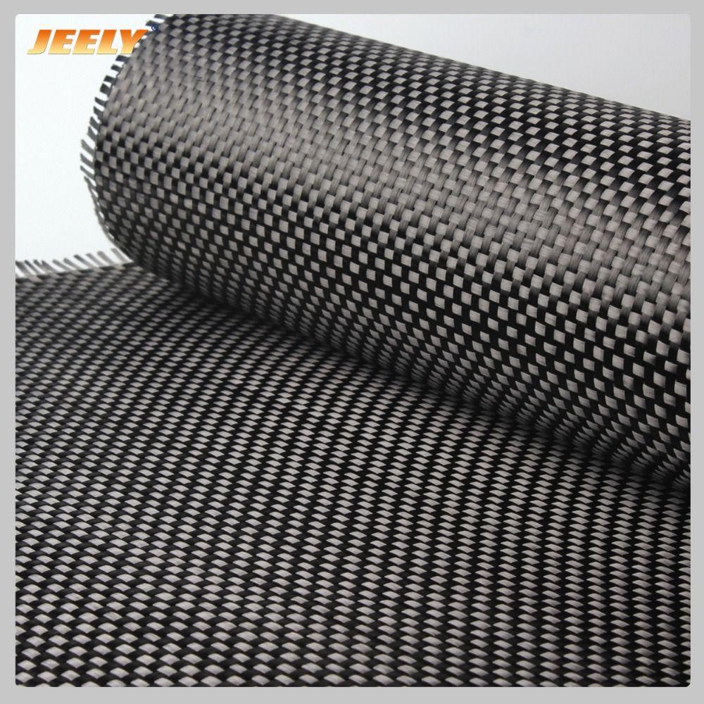 Carbon Fiber 3K,6k,12k Woven Cloth reinforce carbon fabric for car spoiler building 1m*0.5m